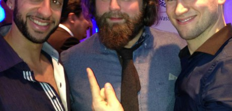Berlinale 2015: AZ Sports mit Tech-Nick